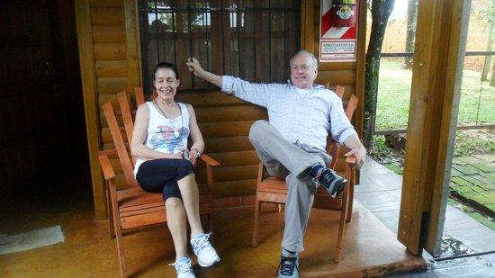 Cabanas RedeViac: Alberto y Josefina