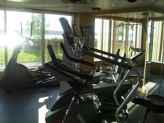 Holiday Inn Sydney Waterfront: gym