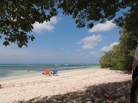 Club Arias B&B: Nearby Savaneta Beach