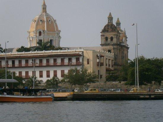 Sonesta Hotel Cartagena: Iglesia de San pedro Claver