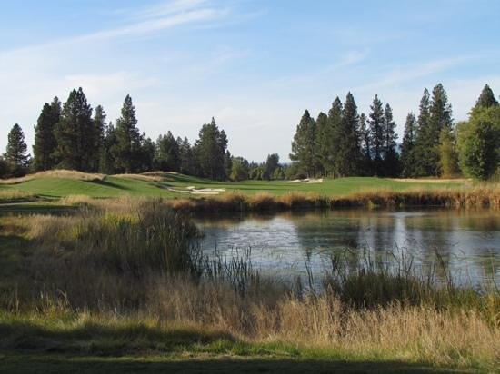 Circling Raven Golf Club: spectacular views!