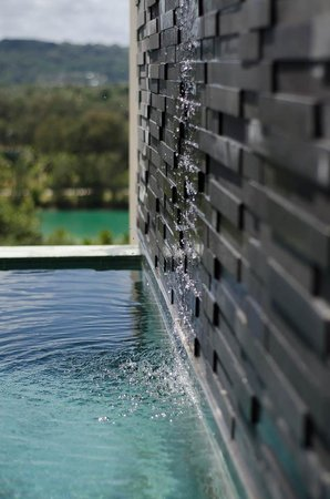 The Terraces Boutique Apartments: The private plunge pool