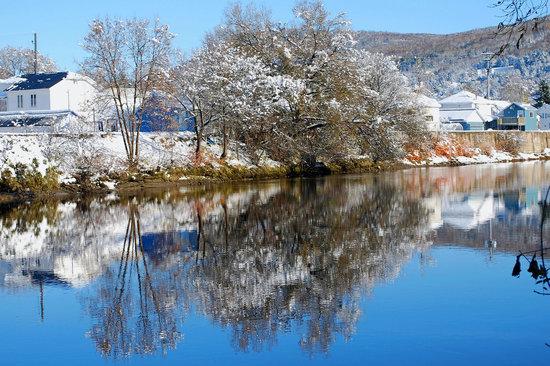 La Chambre des Maitres : Sous la neige