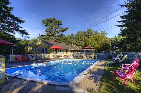 Lake Winnipesaukee Motel