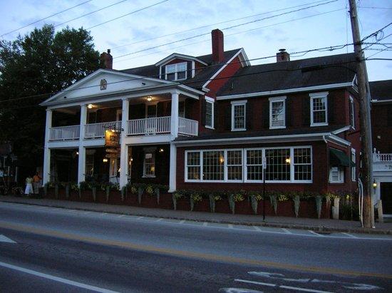 Green Mountain Inn: Hotel