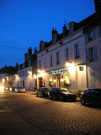 Hotel Des Remparts: Nice place.