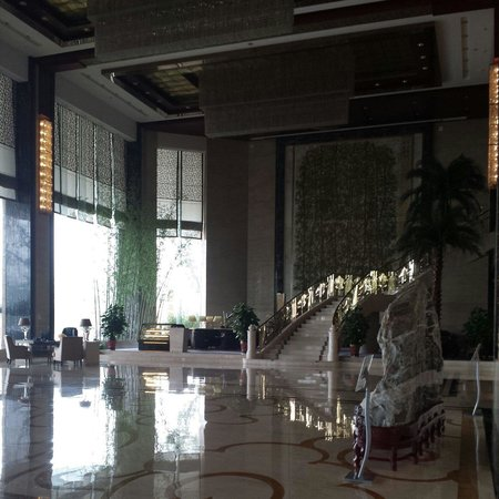 Sun Plaza International Hotel: Lobby