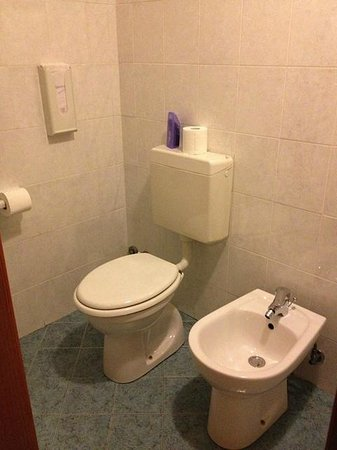 Casa Cosmo di Cosmo Davide: Bathroom