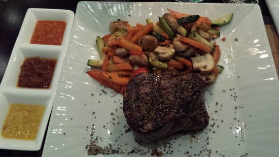 Bonamente Steakhouse: Super Steak
