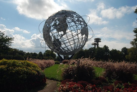 Flushing Meadows Corona Park: Beautiful Gardens