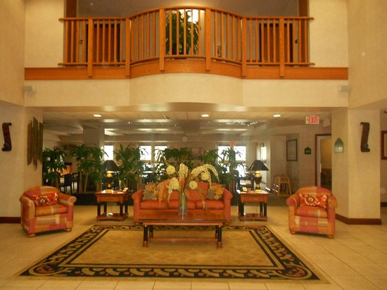 Wingate by Wyndham Fort Lauderdale Miramar: Lobby