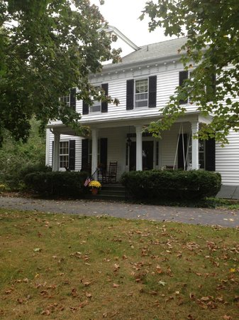 Peacefields Inn Bed & Breakfast: Peacefields
