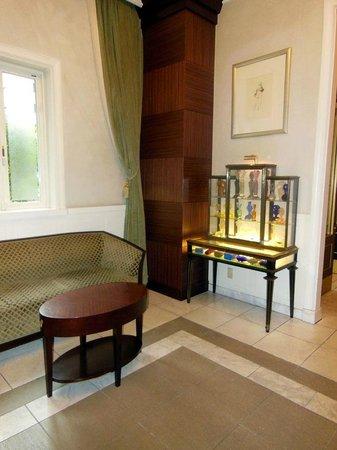 Hotel Monterey Lasoeur Ginza: フロント-2