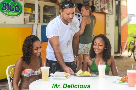 Mr. Delicious: Enjoy Rotis, Rum Punch and More
