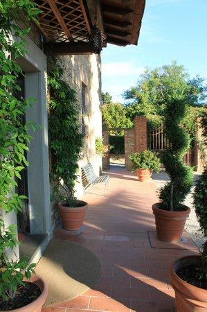 Il Casale del Cotone: Warm welcome!
