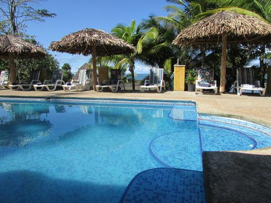 Cabanas time out pool bar