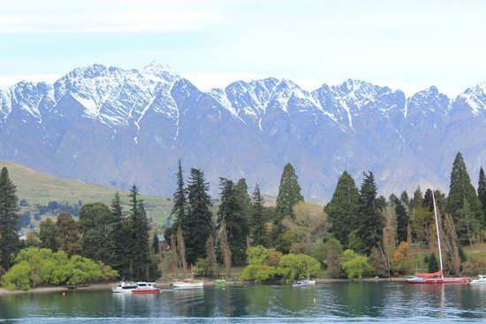 The Waterfront: Remarkables