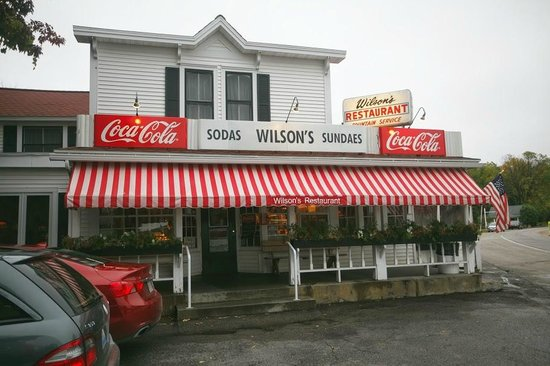 Wilson's Restaurant : Wilsons (October 2013)