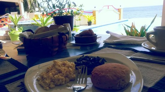 Anise Resort and Spa : Yummy breakfast