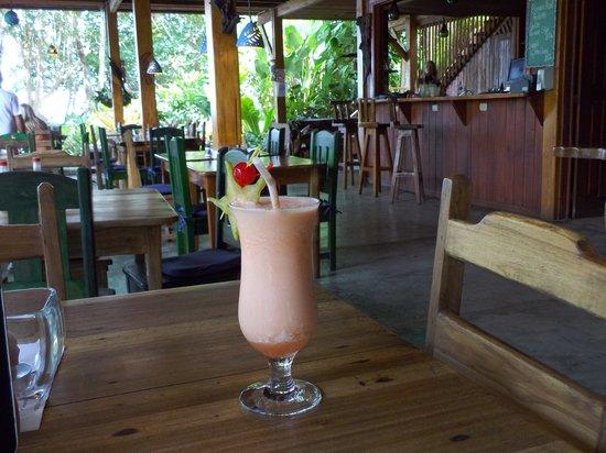 Hotel Banana Azul: Cocktail