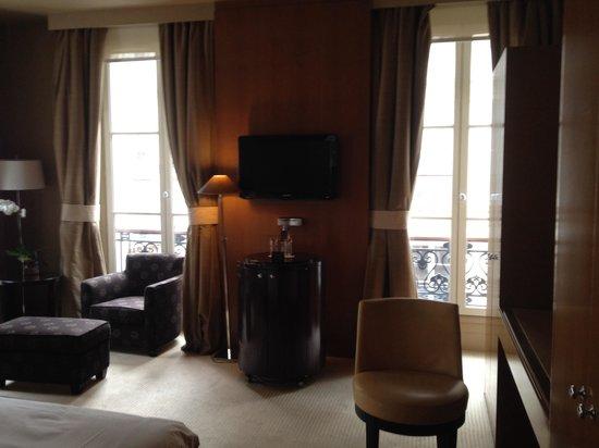 Renaissance Paris Vendome Hotel : Room photo