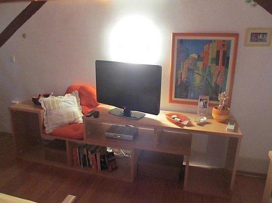 Salvezani Apartment : Bedroom