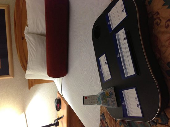BEST WESTERN PLUS Frontier Motel : The Nice bed