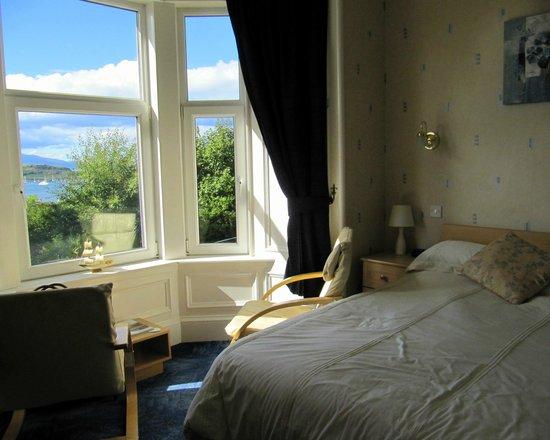 Failte Bed & Breakfast : stunning view