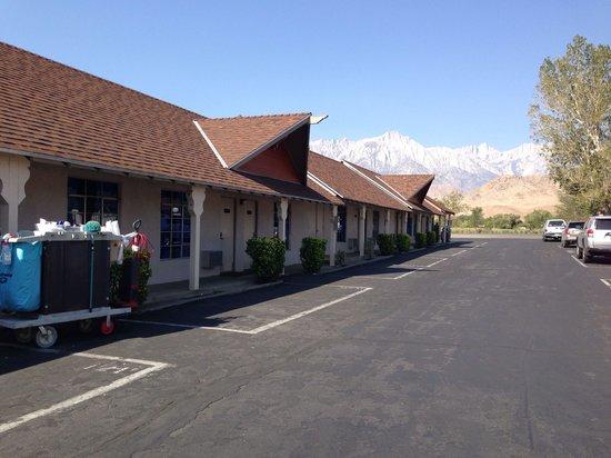 BEST WESTERN PLUS Frontier Motel: L extérieur