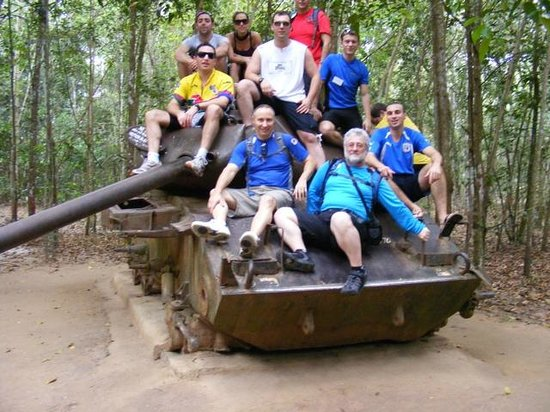 Tour Cu Chi Tunnel Company - Private Day Tours