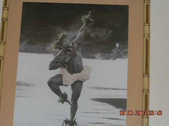Days Inn Maui Oceanfront: Funny room decor