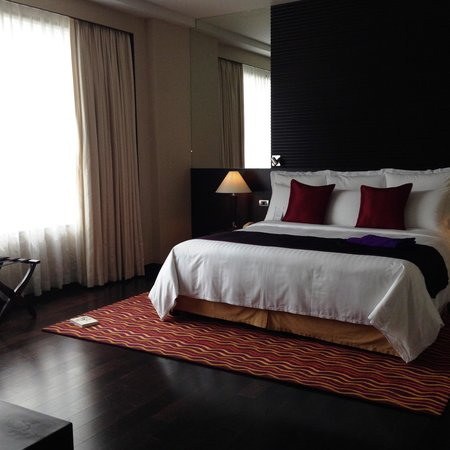 Sukhumvit Park, Bangkok - Marriott Executive Apartments: Bedroom #1