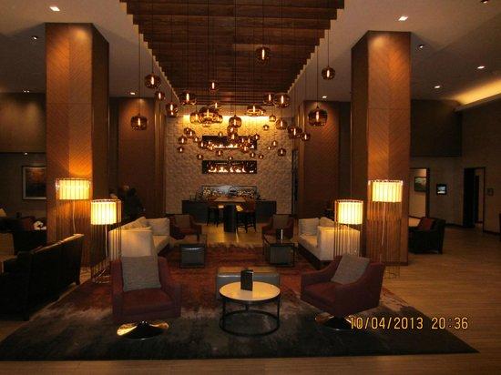 Grand Hyatt Denver Downtown : Lobby area