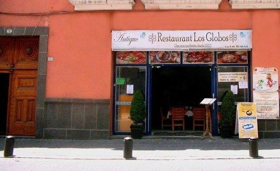 Antiguo Restaurante Los Globos
