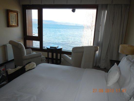 El Casco Art Hotel: Vista do quarto