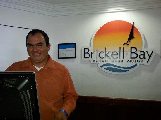 Brickell Bay Beach Club & Spa: Excelente atención! !