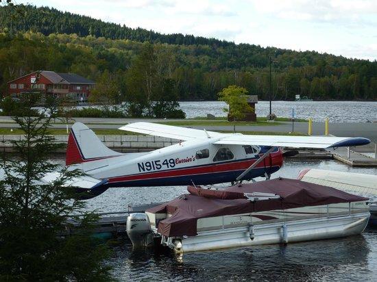 Greenville, Maine: Currier's Flying Service: 1954 deHavilland Beaver