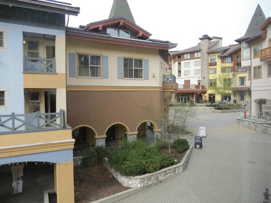 Hearthstone Lodge: Vista