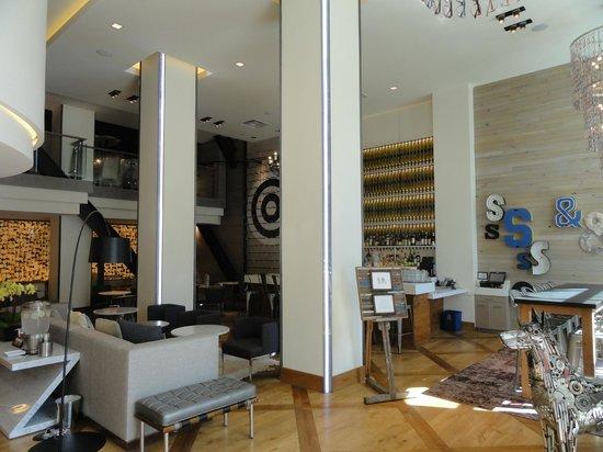 Hotel Zetta San Francisco : Lobby