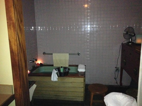 Kabuki Springs and Spa: Private Room