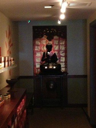 Kabuki Springs and Spa: Entrance to Kabuki Springs