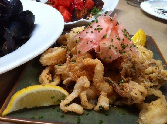Celadon: Calamari