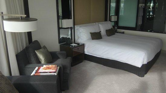 Crown Metropol Perth: Bedroom