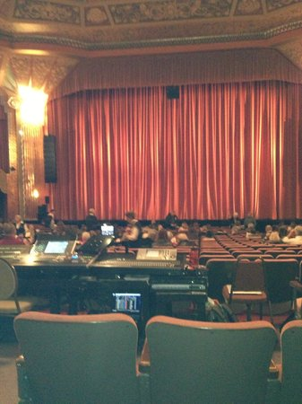 Great Play Lousy Seats Paramount Theatre