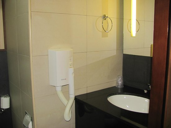 Ibis Al Barsha : Toilet