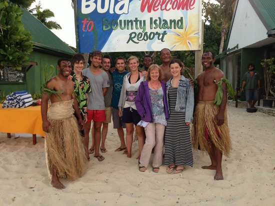 Bounty Island Resort: Welcome to the island family