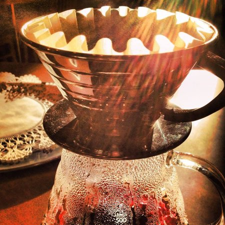 Velocity: Pour over