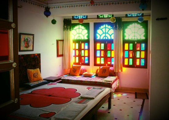 Nukkad Guest House: One of the rooms