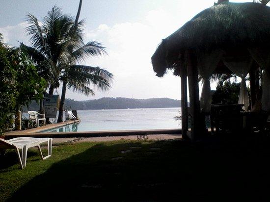 Puerto Nirvana Beach Resort : Nice view