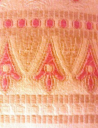 Niwot Inn & Spa: Example of texture: pillow textile